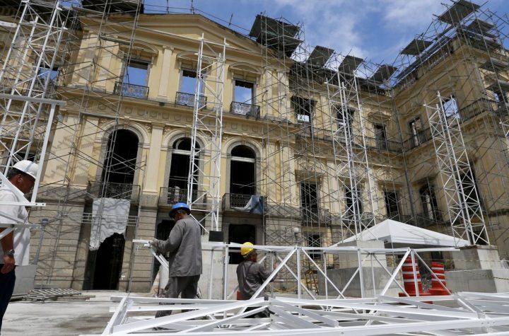 Museu Nacional manteve maior acervo de Egito Antigo da América Latina
